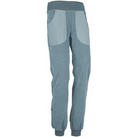 E9 Iuppi Trousers Women, blauw